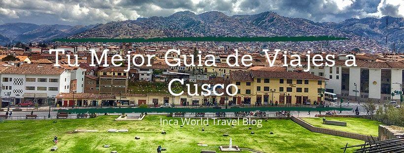 guia de viajes cusco