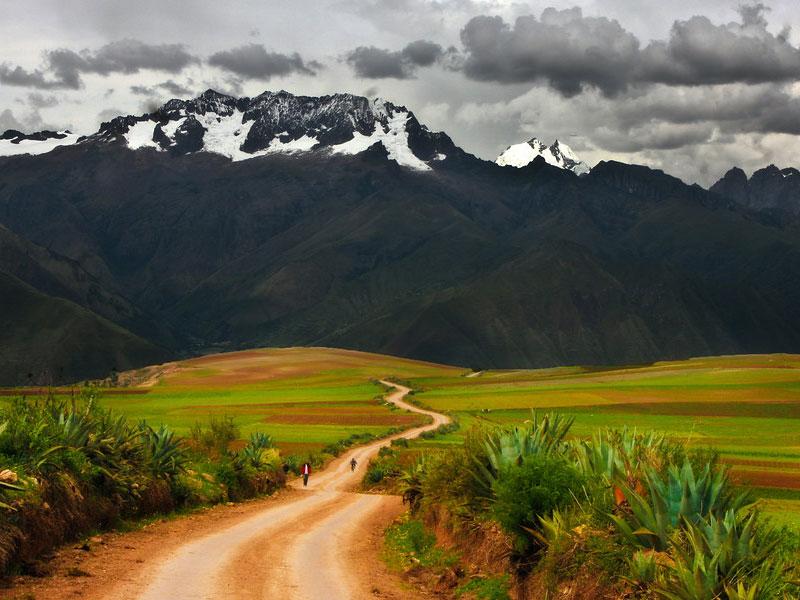 Lugare turistico de Cusco - Valle sagrado de los Incas