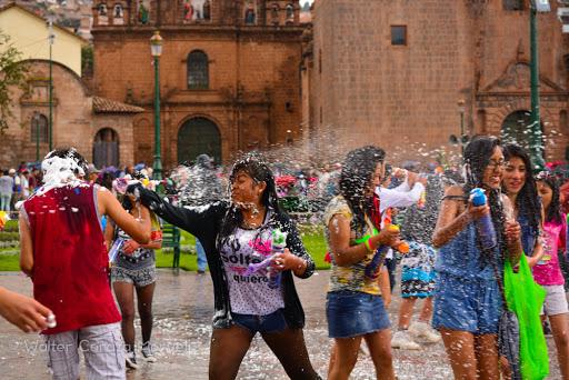 carnaval en cusco