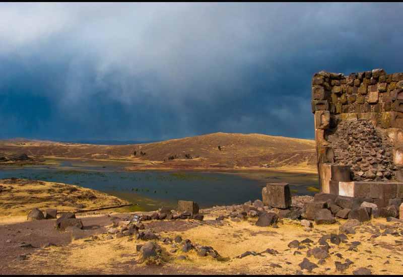 Lugares Turisticos de Puno