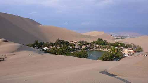 clima en Peru- costa