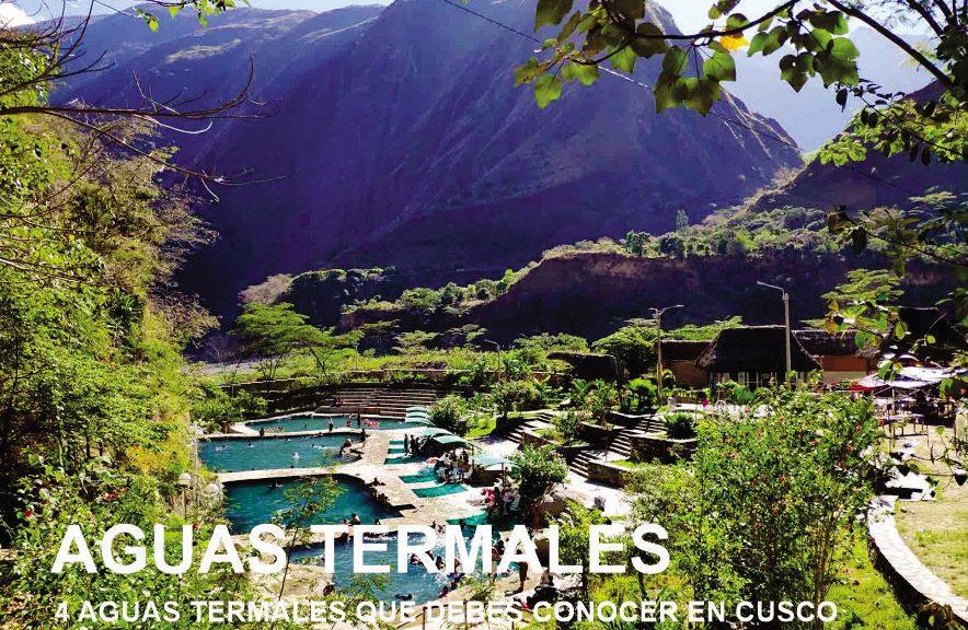 aguas termales en Cusco