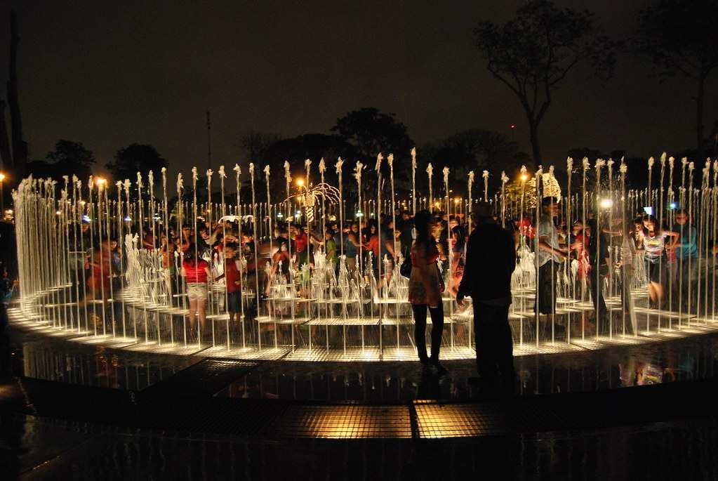 Circuito Mágico del Agua en Lima