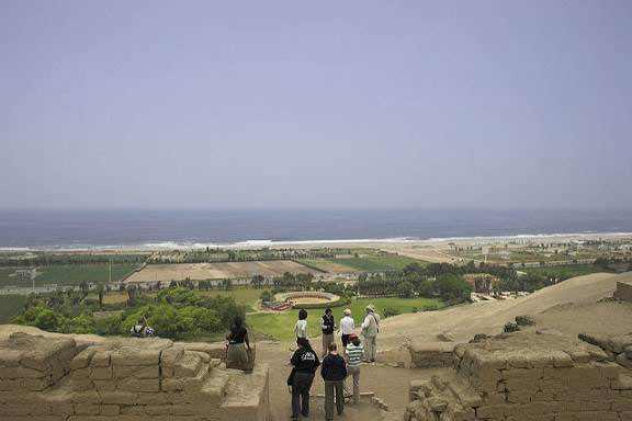 Ruinas de Pachacamac