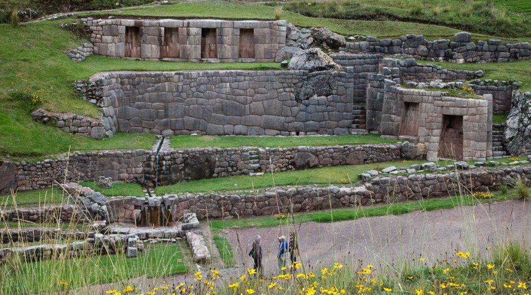 Sitio Arqueológico de Tambomachay Cusco