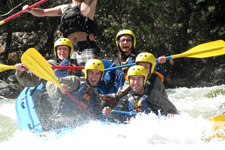 Cover. Rafting the Apurimac River