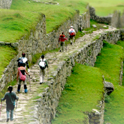 Footsteps of the Inca
