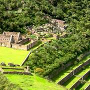 Choquequirao Trail to Machu Picchu