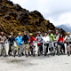 Biking along the Inca Jungle route to Machu Picchu