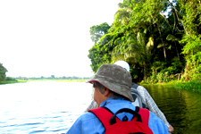 Navigating the Beni River from Rurrenabaque to the Marshland