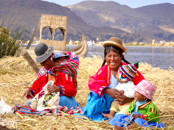 Floating Islands of Uros and Taquile Island