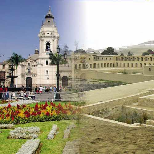 City tour Lima + Pachacamac Full Day