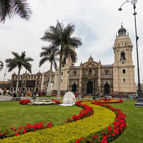 City Tour of Lima