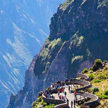 Colca Canyon Two Day Trek