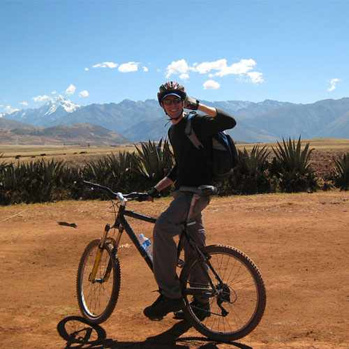 Maras Moray by Bicycle
