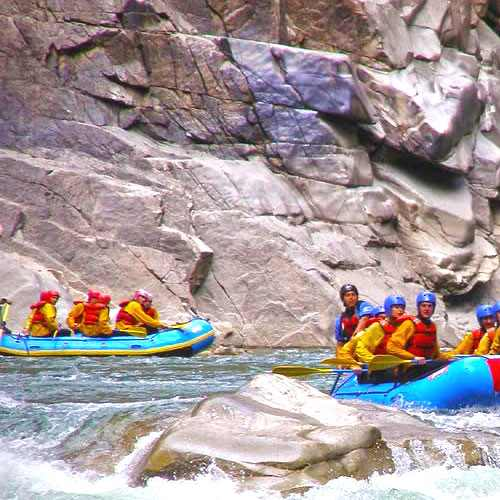 Rafting the Mighty Apurímac River