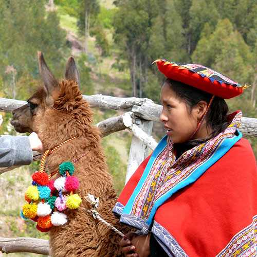 Tour Valle Sagrado de los Incas - Full Day